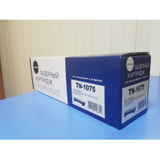 Картридж Brother TN-1075 NetProduct для Brother HL-1010R/ 1112R/ DCP1510R/ 1512/ MFC1810R