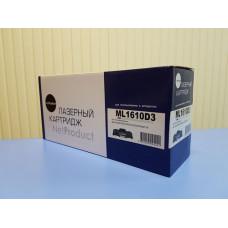 Картридж NetProduct (N-ML-1610D3) для Samsung ML-1610/ 2010/ 2015/ Xerox Ph 3117/ 3122, 3K