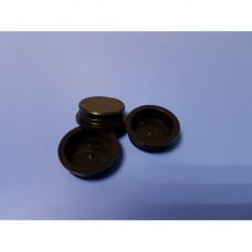 Заглушка (пробка) бункера тонер-картриджа TK-17/18/110/120/130/540/550/560/570 (d26mm) Delacamp