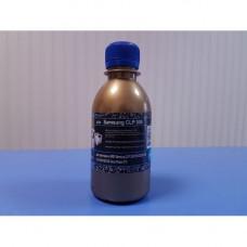 Тонер SAMSUNG CLP 300/310/320/325/350/CLX 2160/3160/3185 (фл,45,син) Gold АТМ