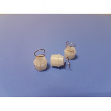 Контакт магн. вала к-жа HP LJ 1010 с пружиной